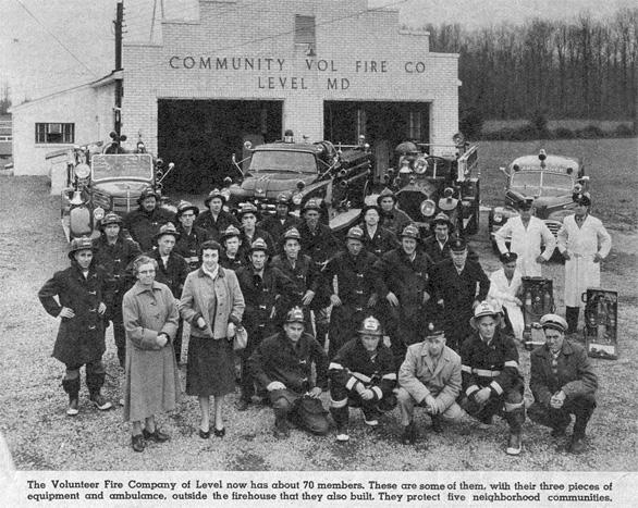 1957 Membership Photo